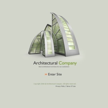 Architecture Flash Template