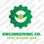 Civil Engineering Logo Template
