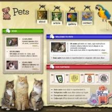 Animals & Pets SWiSH Template