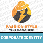 Fashion Corporate Identity Template
