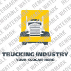 Trucking Logo Template