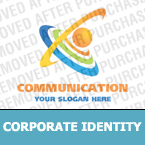 Communications Corporate Identity Template