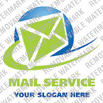 Email Services Logo Template