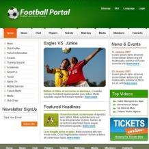 Soccer SWiSH Template
