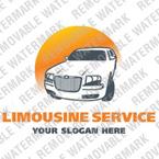 Limousine Services Logo Template