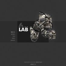 Design Studio Flash Template