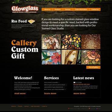 Art Web Website Template