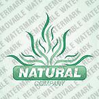 Herbal Logo Template