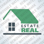 Real Estate Agency Logo Template