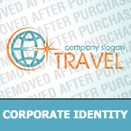 Travel Corporate Identity Template