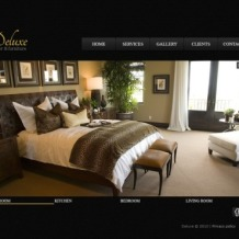 Interior & Furniture Flash Template