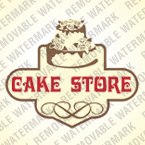 Sweet Shop Logo Template