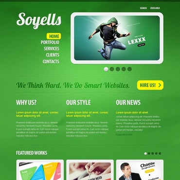 Design Studio Razor Template