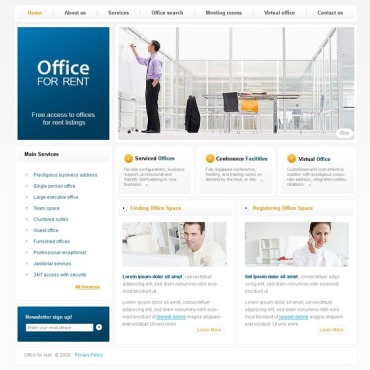 Office Turnkey Website 2.0
