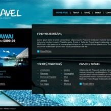Travel Agency Turnkey Website 2.0