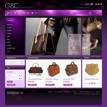 Handbag PrestaShop Theme