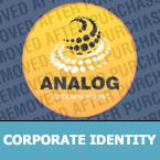 Neutral Corporate Identity Template