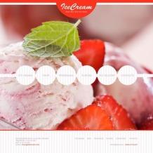 Ice Cream Turnkey Website 2.0