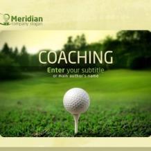 Golf PowerPoint Template