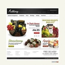 Fruit Magento Theme