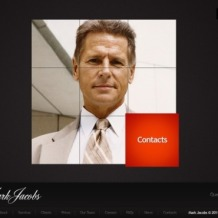 Law Firm Facebook Flash Template