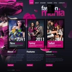 Fashion Turnkey Website 2.0