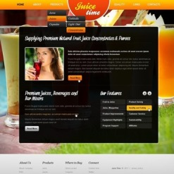 Food & Drink Turnkey Website 2.0
