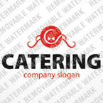 Catering Logo Template
