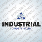 Industrial Logo Template