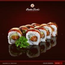 Seafood Restaurant Website Template
