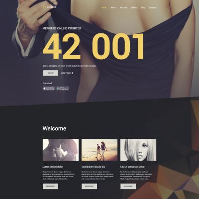 For Dating Joomla Websites Templates