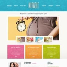 Pregnancy WordPress Theme