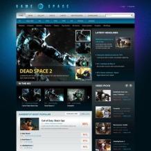 Games WordPress Theme