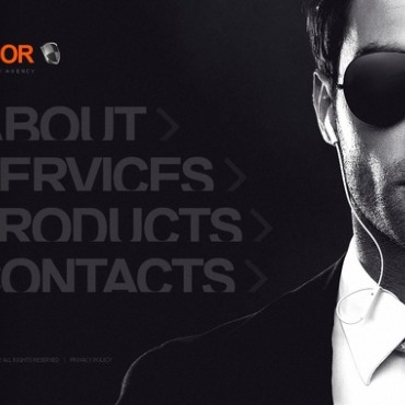 Private Investigator Website Template
