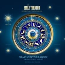 Astrology Website Template