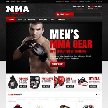 Boxing PrestaShop Theme