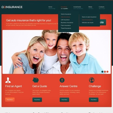 free insurance agent website templates free insurance quotes