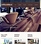 Office Facebook HTML CMS Template