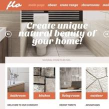 Flooring Responsive Joomla Template