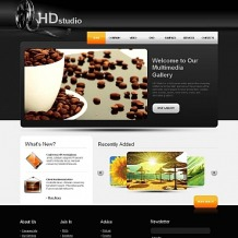 Video Gallery Moto CMS HTML Template