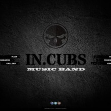 Music Band Website Template