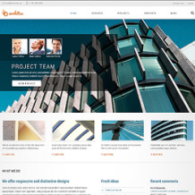 Drafting Responsive Joomla Template