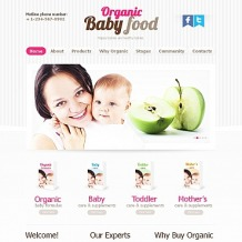 Day Care Moto CMS HTML Template