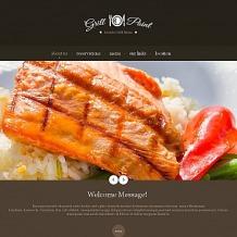 BBQ Restaurant Moto CMS HTML Template