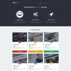 Design Studio Responsive WordPress Theme