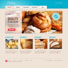 Bakery Responsive WordPress Theme