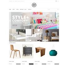 Interior Design Responsive WooCommerce Theme
