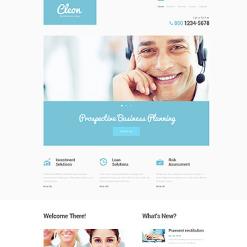 Call Center Responsive Website Template
