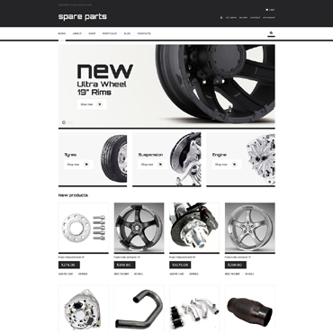 Auto Parts WooCommerce Theme