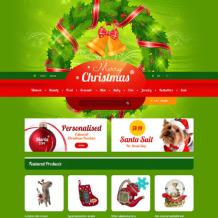 Christmas Responsive PrestaShop Theme